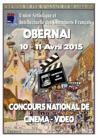 Concours 2015 obernay affiche