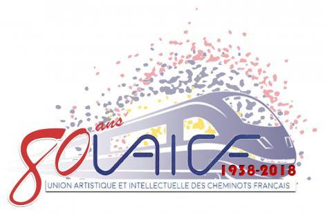 Logo uaicf 80 ans